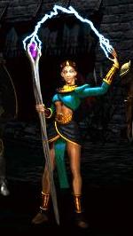 Прокачка Волшебницы в Diablo 2